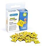 Rapesco Supaclip 40 Refill Clips - Emojis, Pack of 100