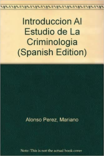 Introduccion Al Estudio de La Criminologia
