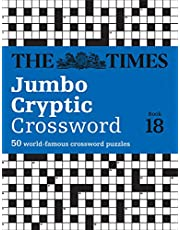 The Times Jumbo Cryptic Crossword Book 18: The world's most challenging cryptic crossword