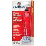 Permatex 80638 Super Weatherstrip Adhesive, 2 oz.