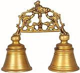 Exotic India RV67 Twin Nandi Bells