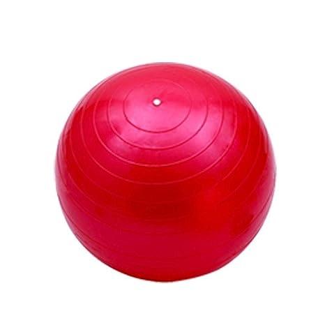 Pelota de Ejercicios Suiza Incluye Bomba Bola 85CM, Asiento Balón ...