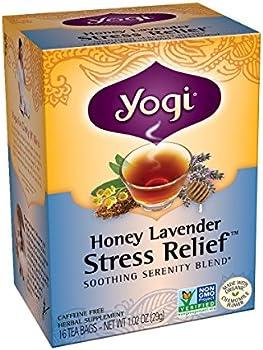 Yogi Honey Lavender Stress Relief Tea