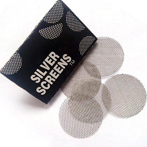 Sunward 100 pc 20mm Stainless Steel Screens (0.8.6