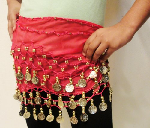 Kids Belly Dancing Scarves Special - 50 pcs by BellyScarf