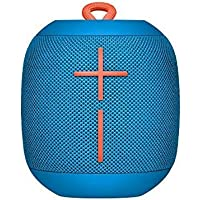 Ultimate Ears WONDERBOOM Super Portable Waterproof Bluetooth Speaker - Subzero Blue (Renewed)