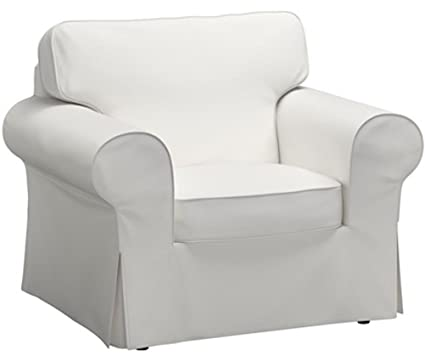 Pleasant The Chair Cover Is Sofa Slipcover Replacement It Fits Pottery Barn Pb Basic Chair Or Armchair Cotton White Ibusinesslaw Wood Chair Design Ideas Ibusinesslaworg