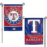 Stockdale Texas Rangers WC 16203117 GARDEN FLAG Premium 2-sided Banner Baseball