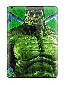 New JBJmAhc4291uMaIv Hulk Skin Case Cover Shatterproof Case For Ipad Air