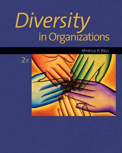 Diversity In Organizations