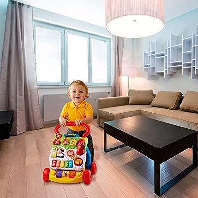 VTech First Steps - Andador para bebés (apto para edades de ...