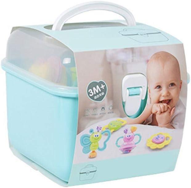 Liteness Mordedor Rattle Set, juguetes del bebé para los bebés recién nacidos educación de la primera dentición Juguetes para bebés, Dentición juguetes para bebes, regalos de Nueva