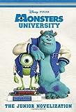 Monsters University Junior Novelization (Disney/Pixar Monsters University), RH Disney, 0736430458
