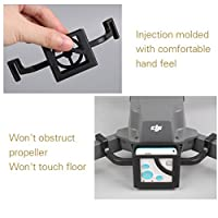 Drone Fans RF-V16 GPS Tracker Holder Bracket Tracer Locator Support for DJI MAVIC PRO Drone (White Black) from Drone Fans