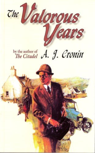 book cover of The Valorous Years