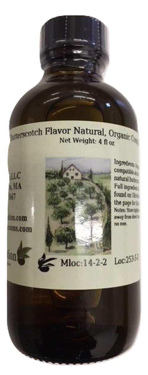 OliveNation Premium Natural Butterscotch Flavor- 4 ounces