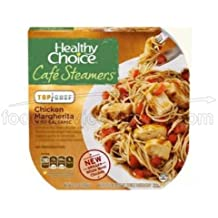 Healthy Choice Cafe Steamers Chicken Margherita with Balsamic, 9.5 Ounce -- 8 per case.