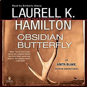 Obsidian Butterfly Audiobook