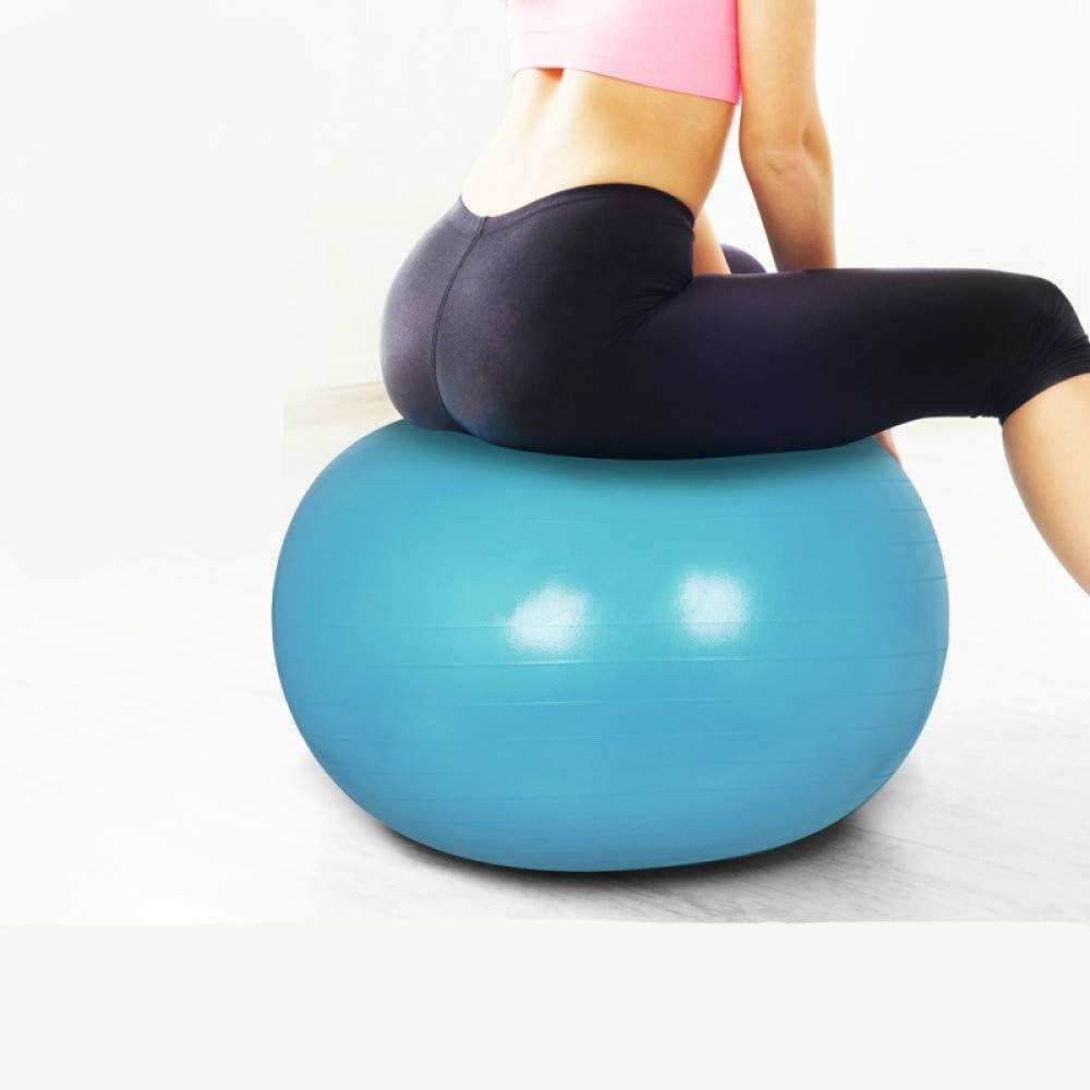 ballon de yoga antid/éflagrant utilis/é pour le fitness Pilates pendant la grossesse ballon suisse super /épais ballon de yoga Ballon de fitness