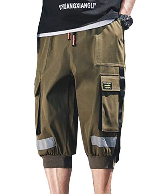 80c9e28d65 Abetteric Men Military Stretch Camouflage Loose-Fit Casual Cargo Twill Pant  at Amazon Men's Clothing store: