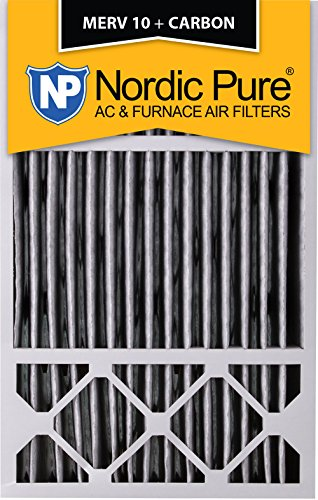 charcoal air filter 16x25 - 2