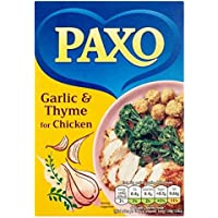 Paxo Garlic & Thyme Stuffing 190g (Pack of 2)