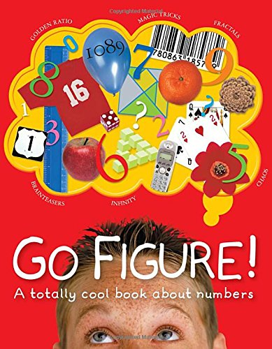 (Go Figure!: A Totally Cool Book About Numbers (Big Questions))
