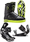 2016 Hyperlite Kruz Wakeboard Boot With System Pro Bindings