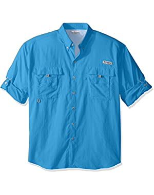 Men's Bahama II Long Sleeve Big/Tall Shirt