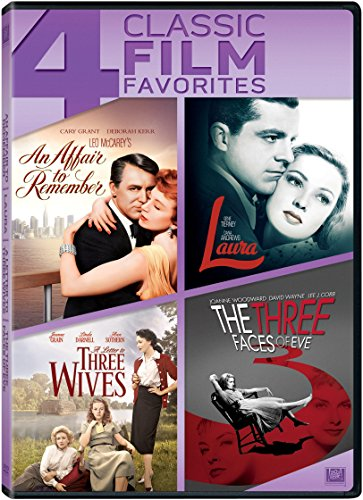 Affair to Remember, An / Laura / A Letter to Three Wives / The Three Faces of Eve Quad Feature by 20th Century Fox