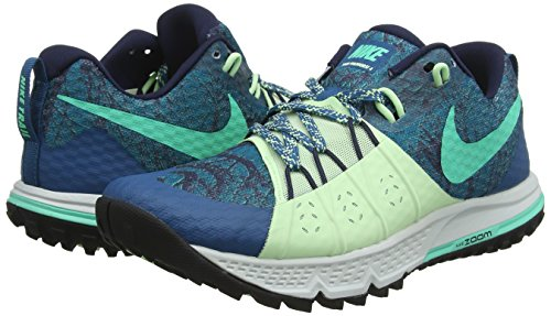Azul 4 De Para Wildhorse Nike obsidiana Wmns Zoom Zapatillas 300 Menta Air verde Mujer Running fIfqvY