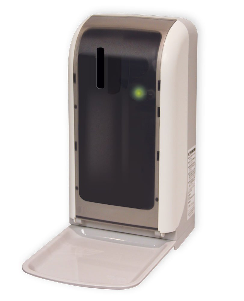 Best Sanitizers AD10061 AutoMyst 2 Touchless Hand Sanitizer Dispenser