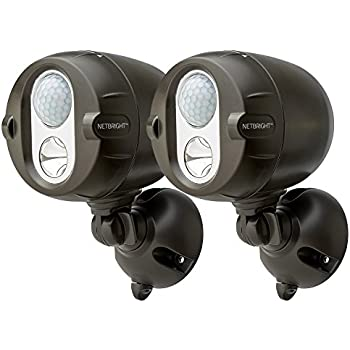 Amazon Com Mr Beams Mb393 300 Lumen Weatherproof Wireless