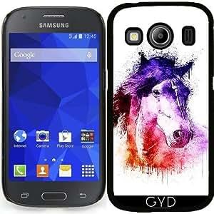 Funda para Samsung Galaxy Ace 4 (SM-G357) - Caballo De La Acuarela by Ancello