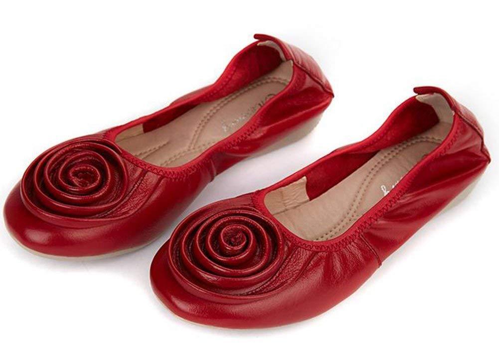 Fuxitoggo Flache Arbeiten Arbeiten Arbeiten Schuhe,Rot,43 (Farbe   Wie Gezeigt Größe   Einheitsgröße) 3d8599