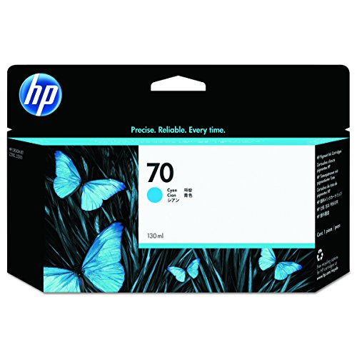 HP 70 (C9452A) Cyan Original Ink Cartridge