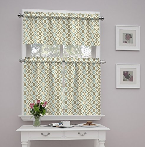 Traditions by Waverly 14970052036LAT Make Waves 52-Inch b...