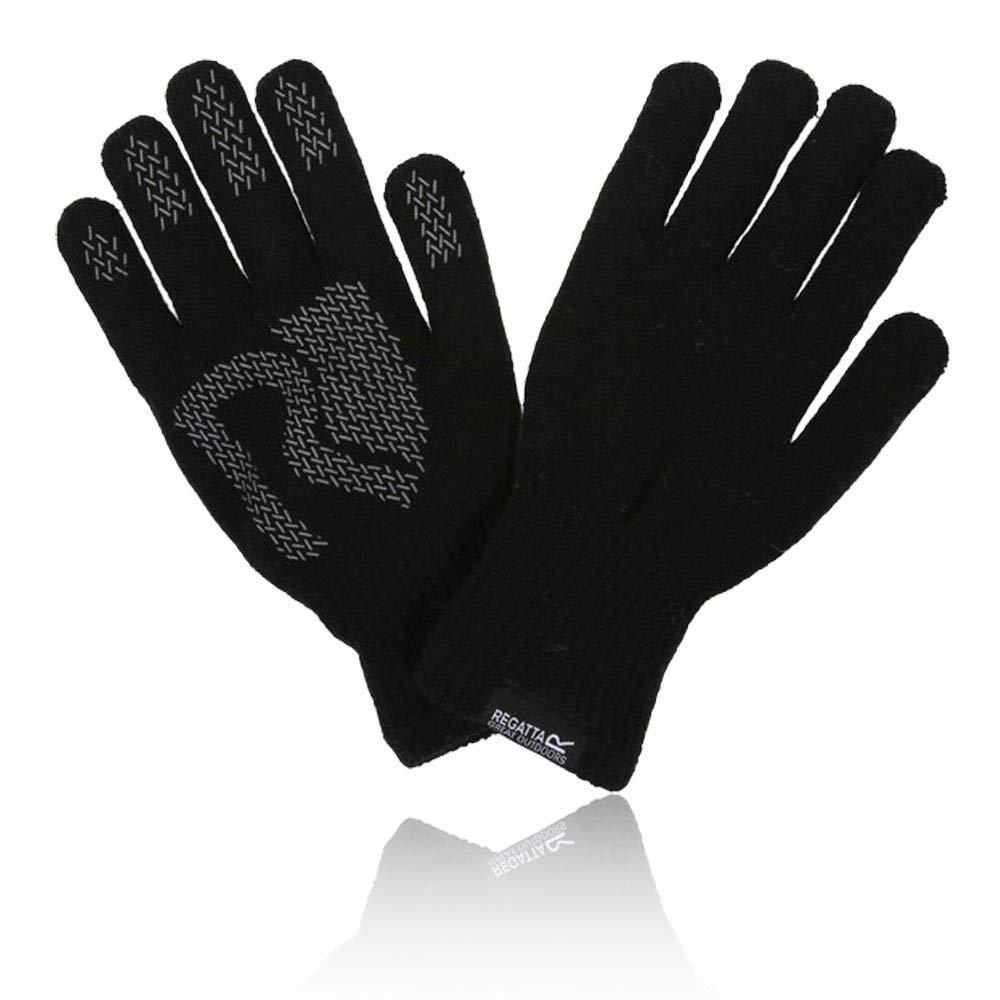Regatta Childrens Banwell Waterproof Membrane Acrylic Knit Gloves