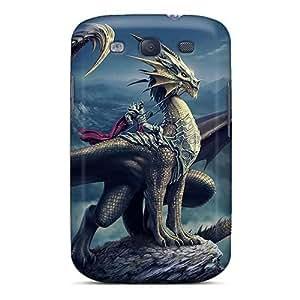 Samsung Galaxy S3 Bai16505nKsY Customized HD Strange Magic Series High Quality Cell-phone Hard Covers -AaronBlanchette