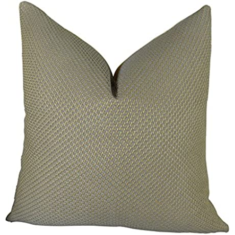 Plutus Mancuso Rain Handmade Throw Pillow 26 X 26