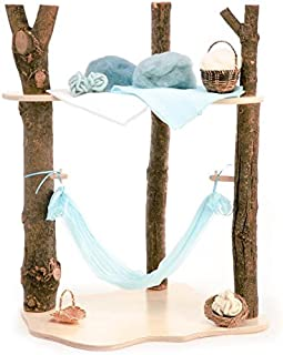 product image for Magic Cabin Fairy Forest Home with Winter Accessory Set