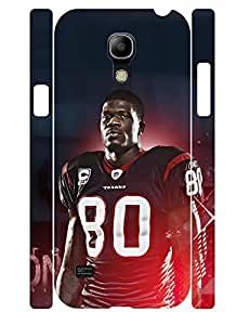 Creative Custom Classic Sports Man 3D Print Handmade Cell Phone Case for Samsung Galaxy S4 Mini I9195