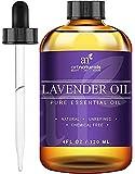 ArtNaturals Lavender Oil Set with 10 mL Lavender Oil Bottle and 10 mL Signature Zen Bottle, 4 fl. oz., 3 Piece