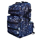 21″ 2000 cu. in. Great Hunting Camping Hiking Backpack DP321 DMBK DIGITAL CAMOUFLAGE Review