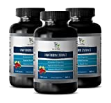 Skin aid - HAWTHORN EXTRACT - Natural extracts Natural herbs belly fat flush - 3 Bottles 360 Capsules