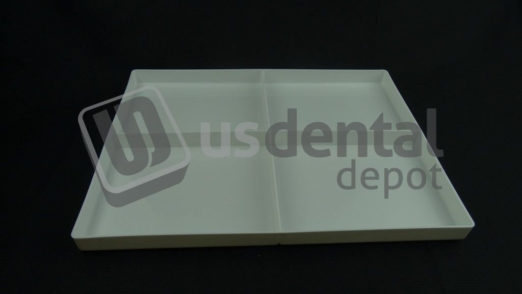 Amazon.com: PLASDENT - #300 Drawer Tray - Color: White - Mfg # DR300 001-DR300 Us Dental Depot: Industrial & Scientific