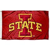 Iowa State Cyclones ISU University Large College Flag Review