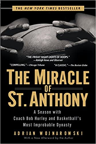 Amazon the miracle of st anthony a season with coach bob amazon the miracle of st anthony a season with coach bob hurley and basketballs most improbable dynasty ebook adrian wojnarowski kindle store fandeluxe Document