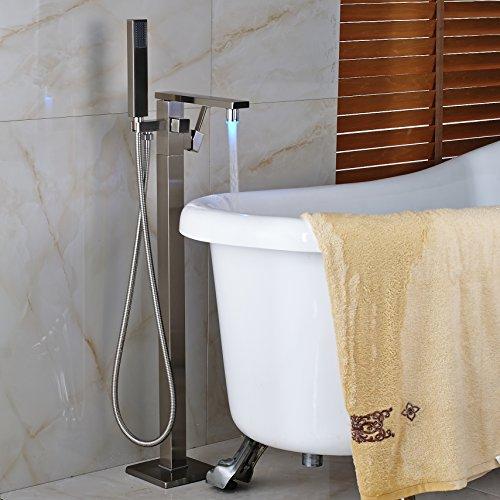 Bath Faucet With Led Light - 8