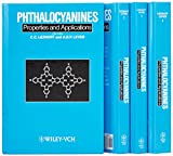 Phthalocyanines, , 0471238996